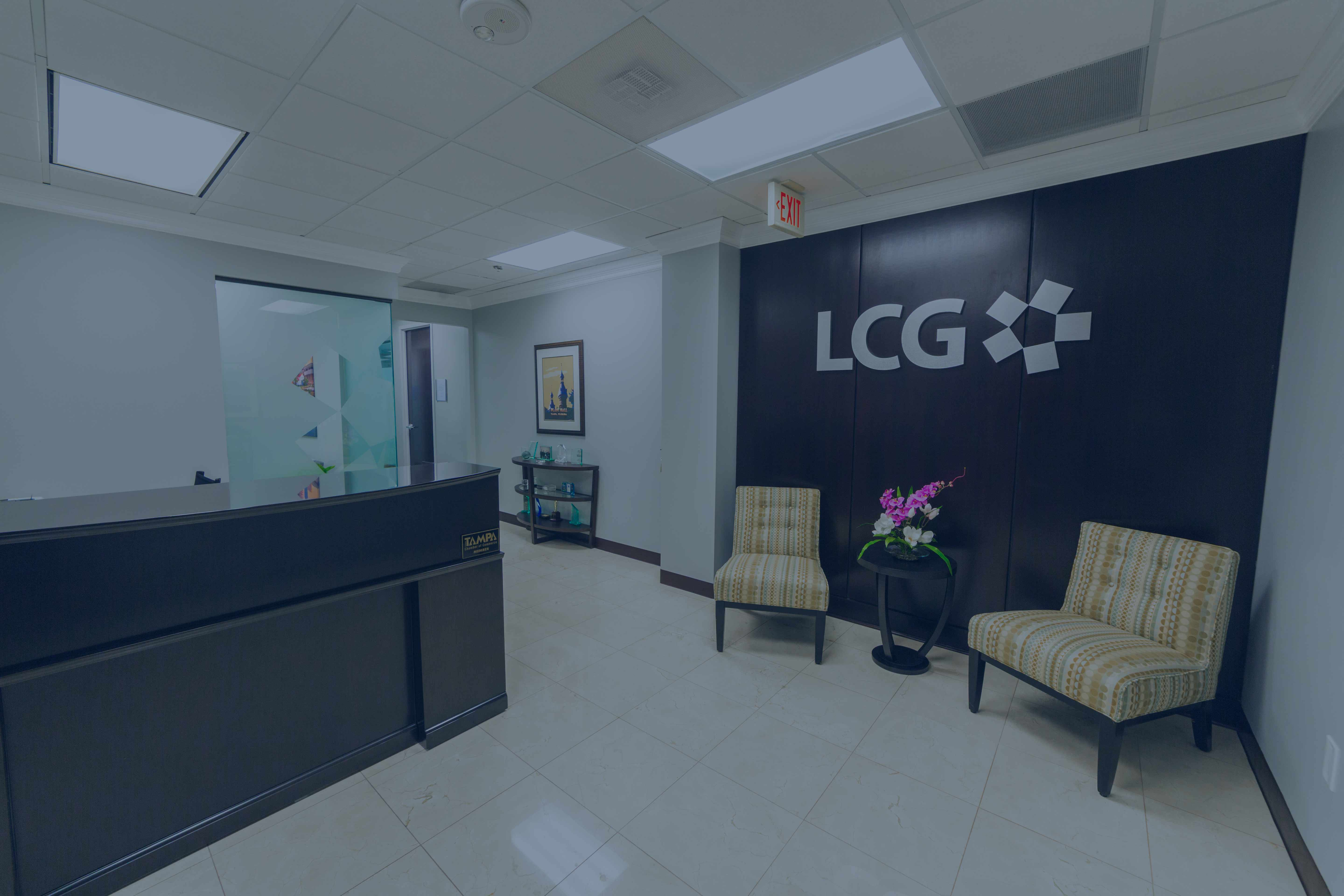LCG Advisors | Tampa, FL | LCG Headquarters | Corporate Finance